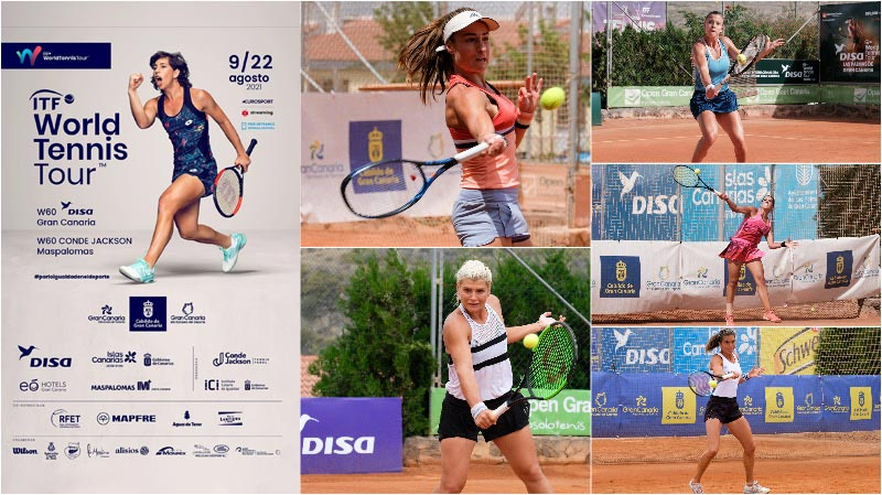 El circuito ITF femenino de tenis profesional regresa a Gran Canaria