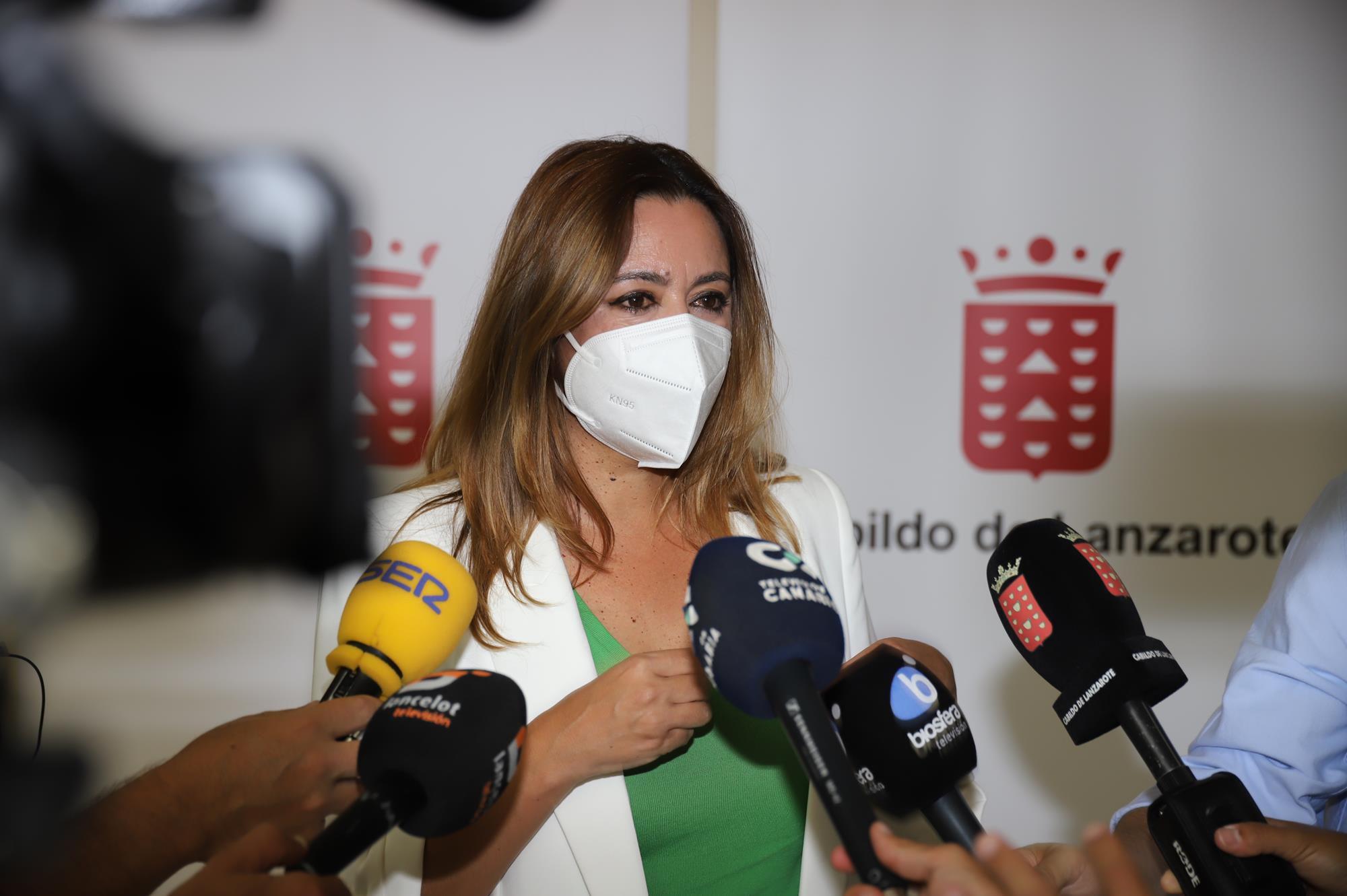 María Dolores Corujo, presidenta del Cabildo de Lanzarote / CanariasNoticias.es