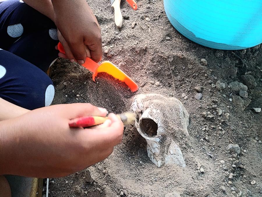 Taller de arqueología infantil de El Museo Canario / CanariasNoticias.es