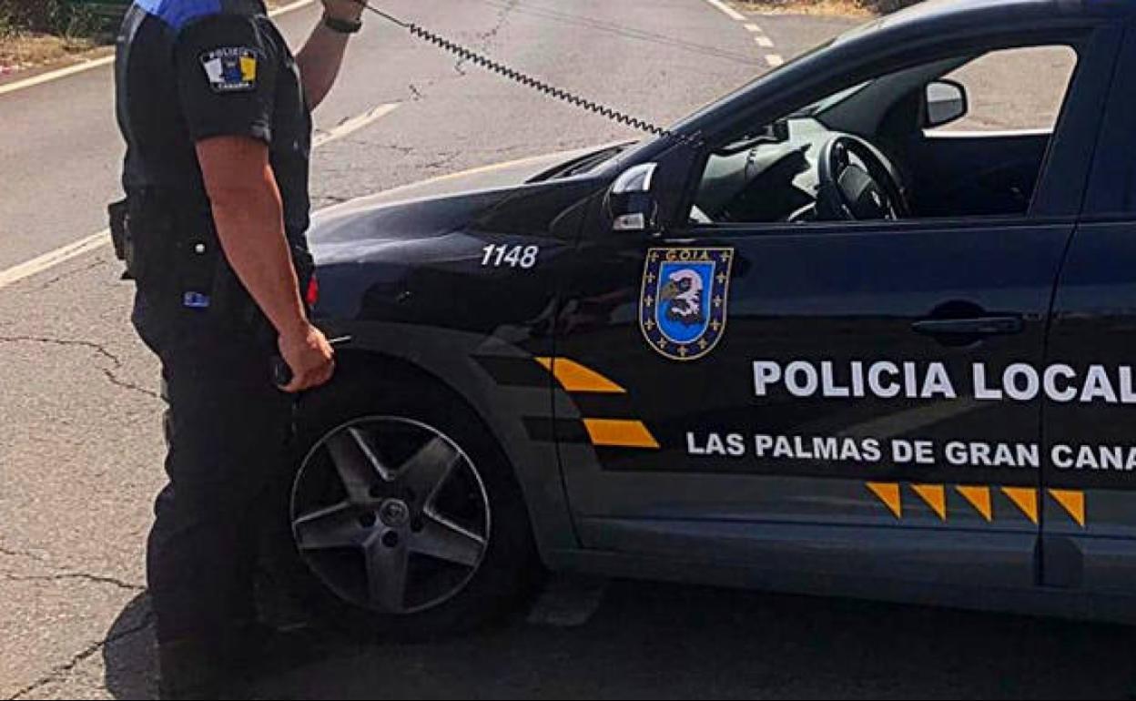 Unidad Especial, GOIA-UE, de la Policía Local/ canariasnoticias