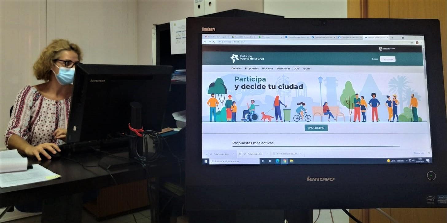 Plataforma de participación ciudadana de Puerto de la Cruz / CanariasNoticias.es