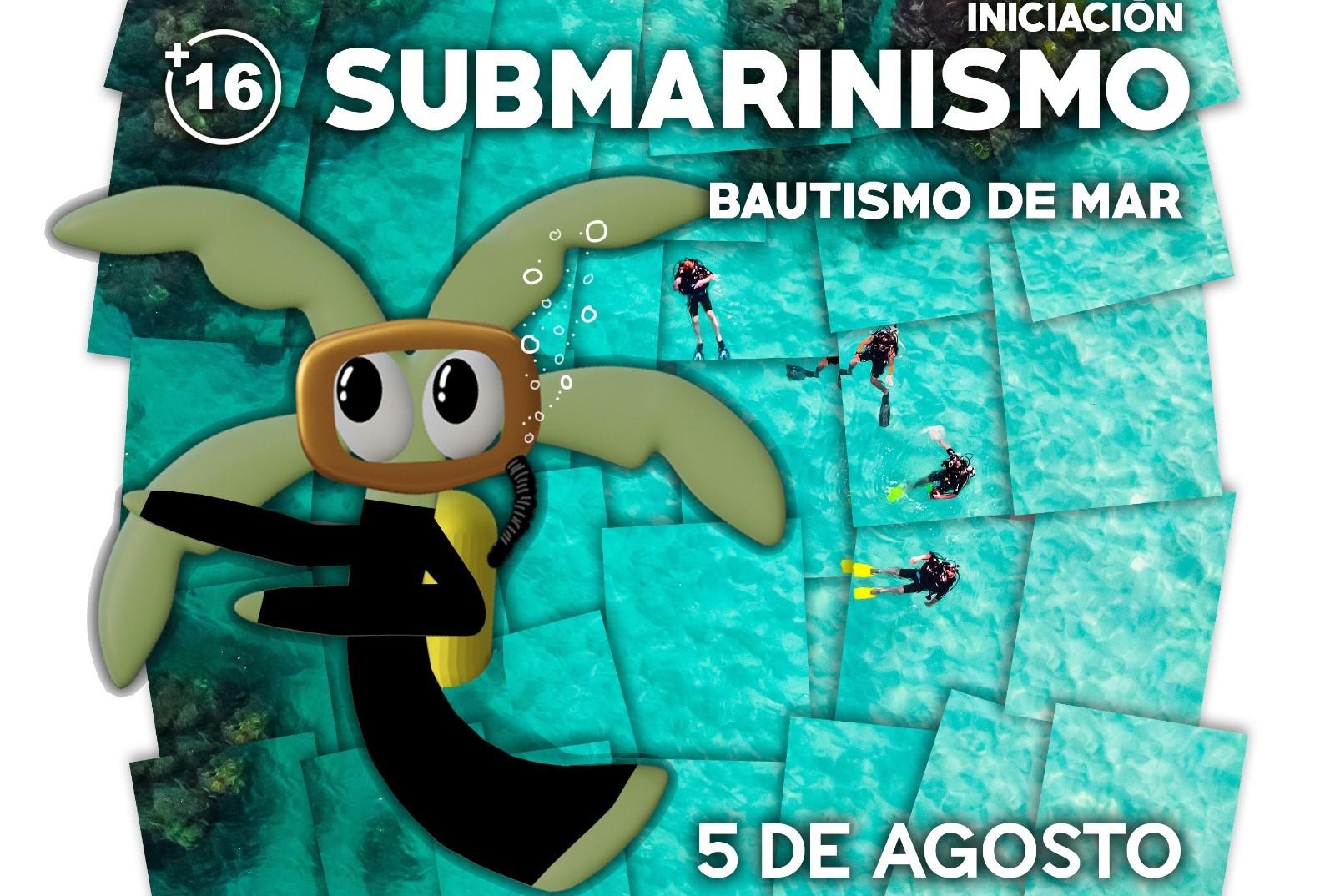 Santa Brígida organiza un curso gratuito de iniciación al submarinismo / CanariasNoticias.es