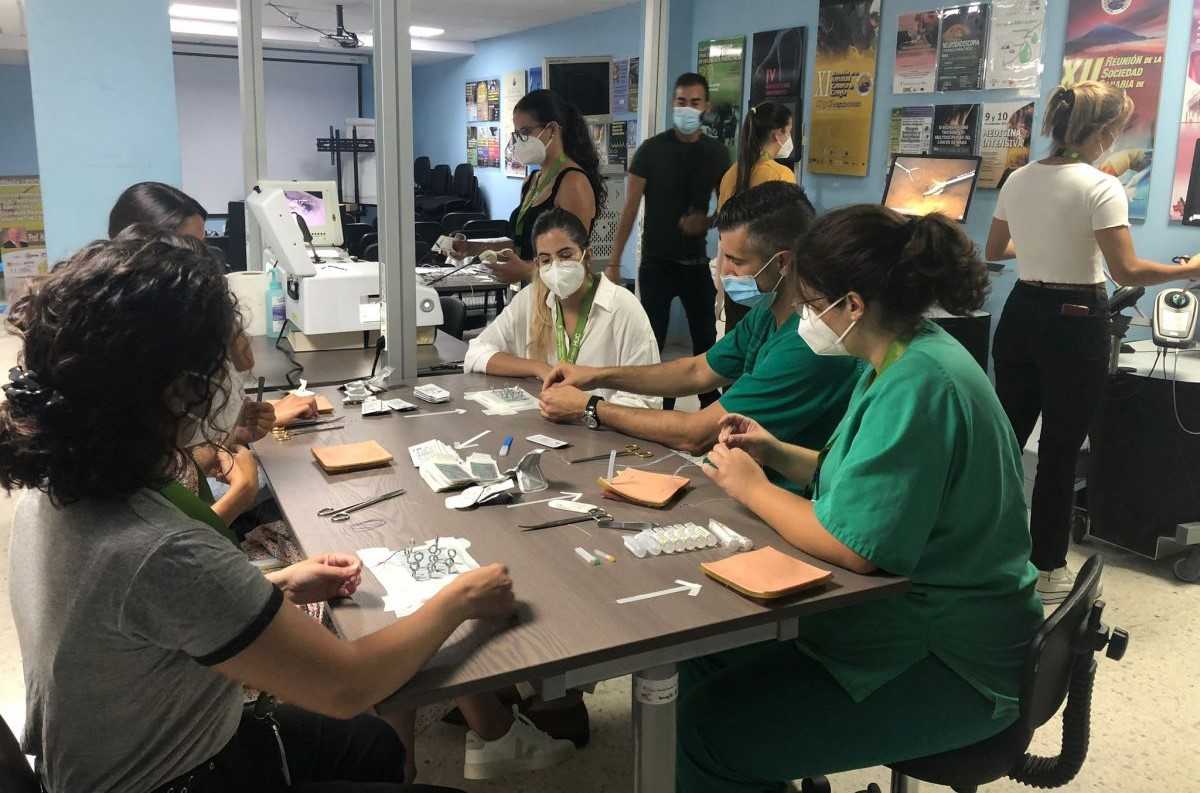 El HUC acoge a 89 nuevos residentes de Formación Sanitaria Especializada / CanariasNoticias.es