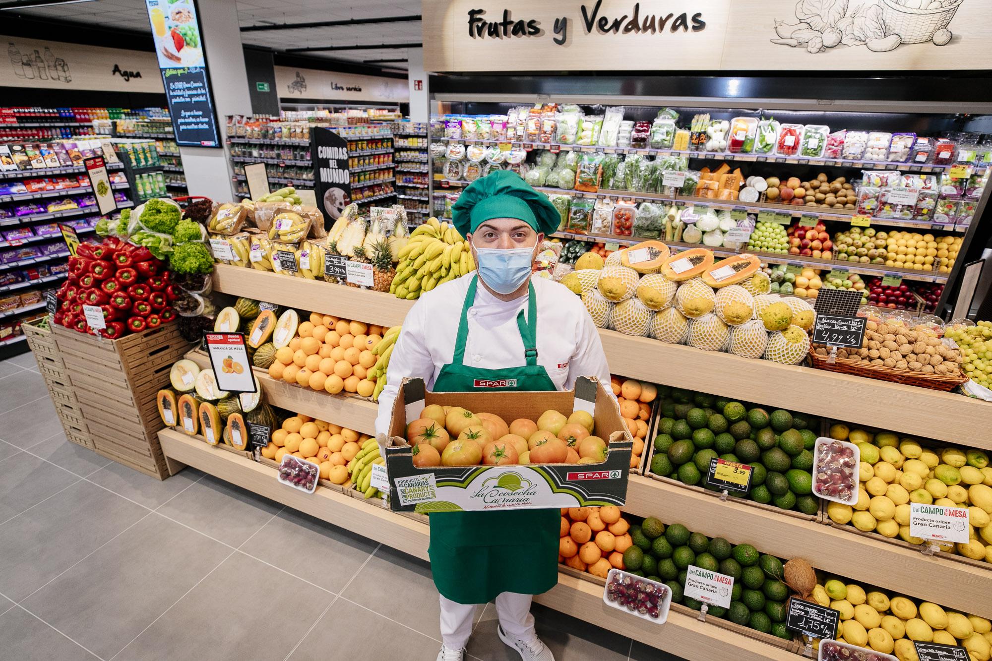 Campaña especial 'Verano frutal' en Spar Gran Canaria / CanariasNoticias.es