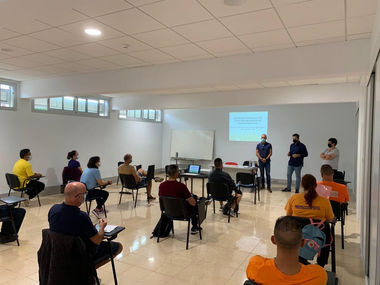 Protección Civil. Las palmas de Gran Canaria/ canariasnoticias