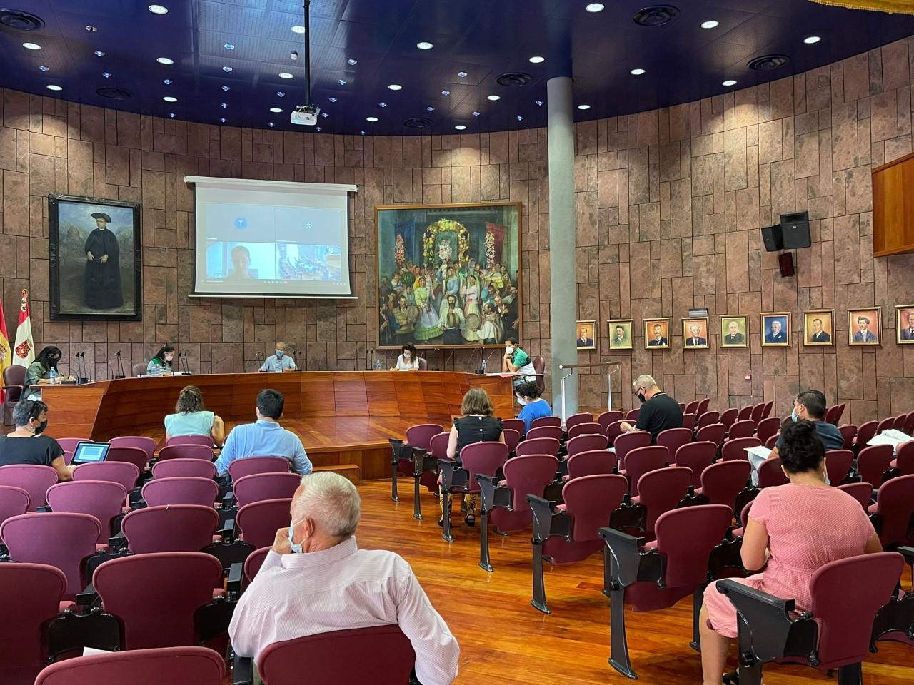 Pleno del Cabildo de La Gomera/ canariasnoticias