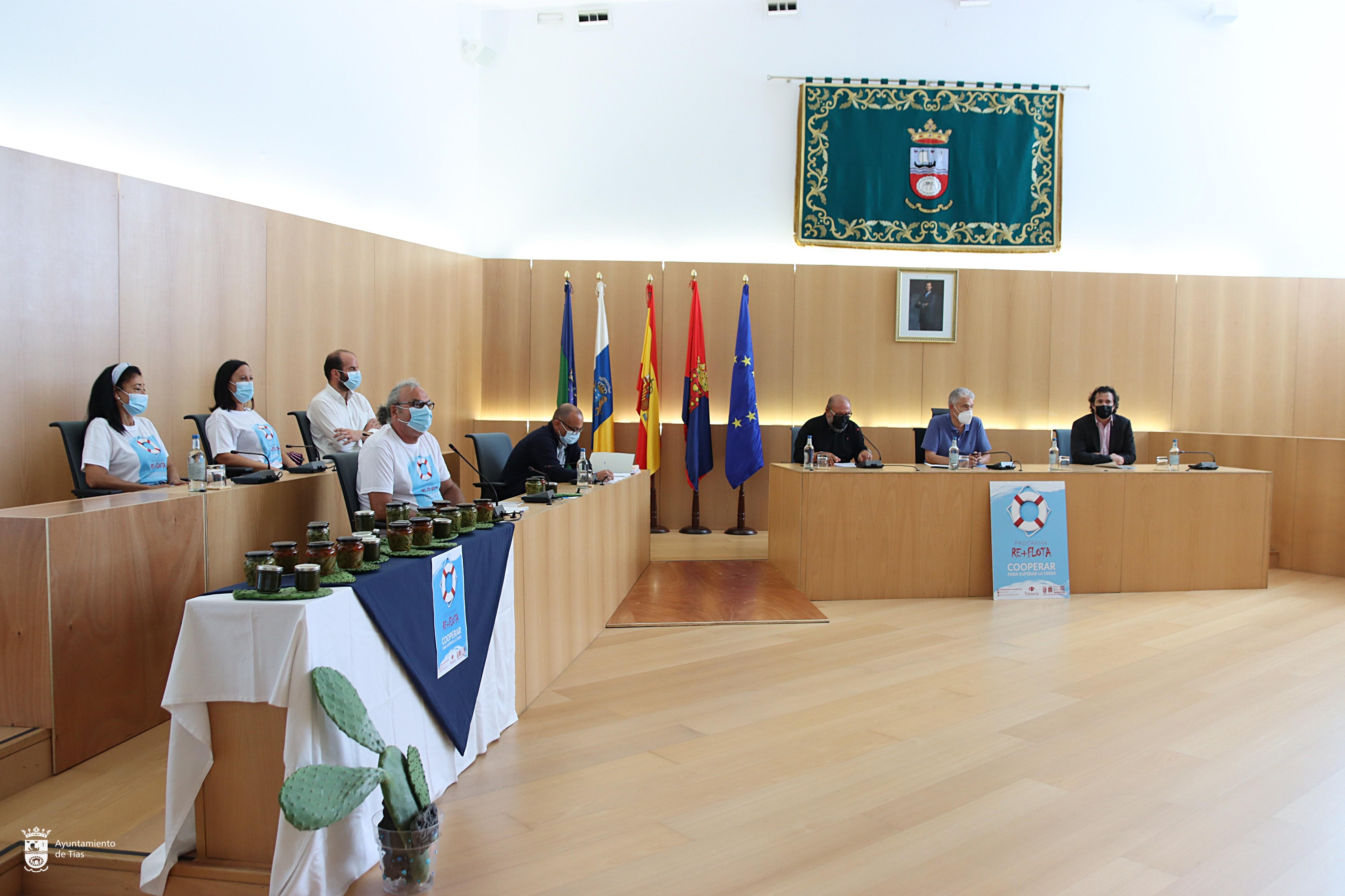 Programa Re+Flota de Tías (Lanzarote) / CanariasNoticias.es