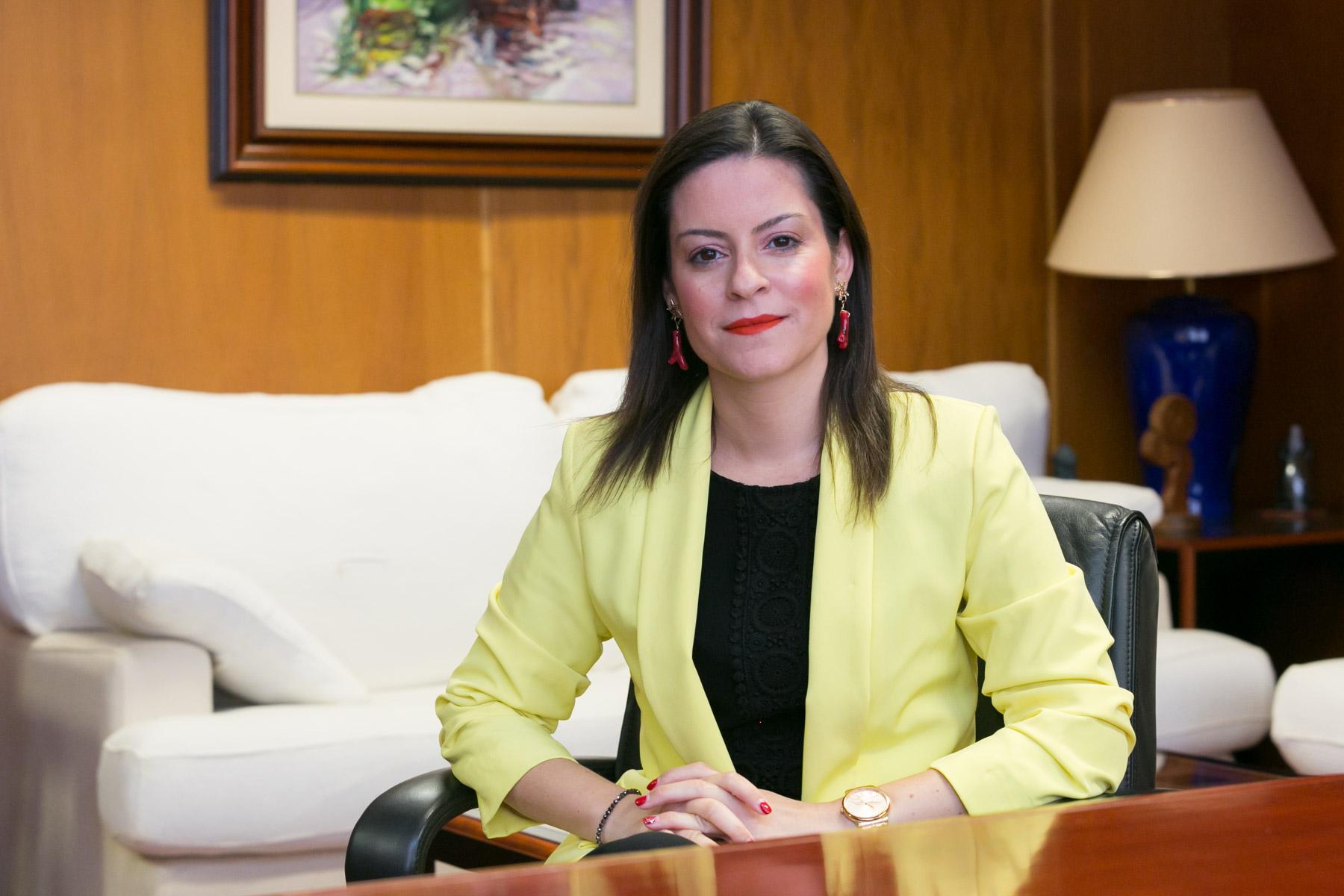 Yaiza Castilla, consejera de Turismo, Industria y Comercio de Canarias / CanariasNoticias.es