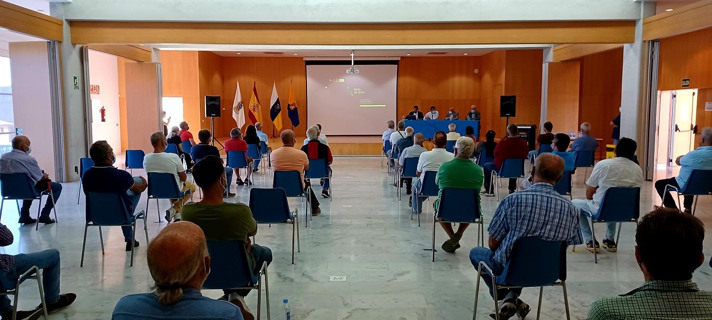 Reunión de regantes de San Bartolomé de Tirajana / CanariasNoticias.es
