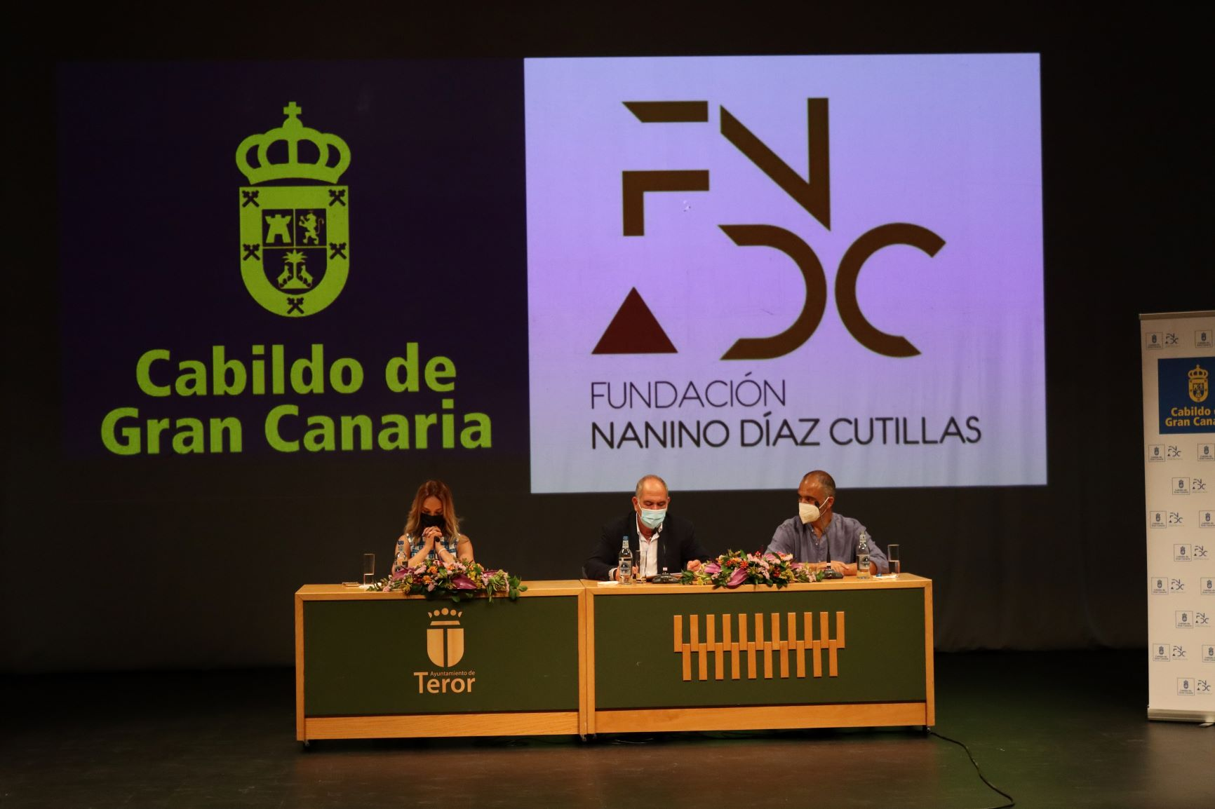 Gran Canaria vuelve a cantar sus décimas a la Virgen del Pino