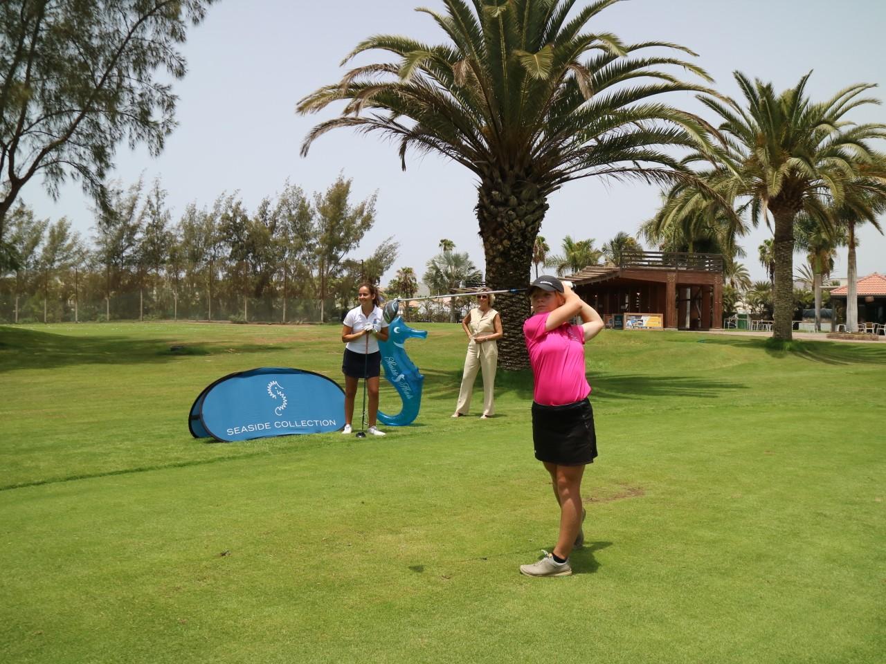 XVIII Torneo Benéfico San Juan de Dios, Open Seaside Collection, Maspalomas Golf / canariasnoticias