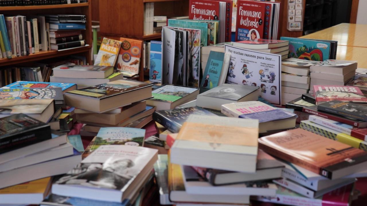 Biblioteca municipal de Valleseco/ canariasnoticias