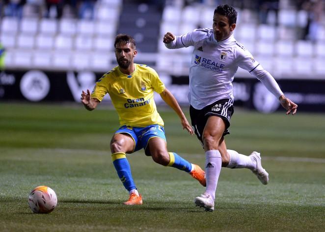 Burgos C. F. 0 - U.D. Las Palmas 0/ canariasnoticias