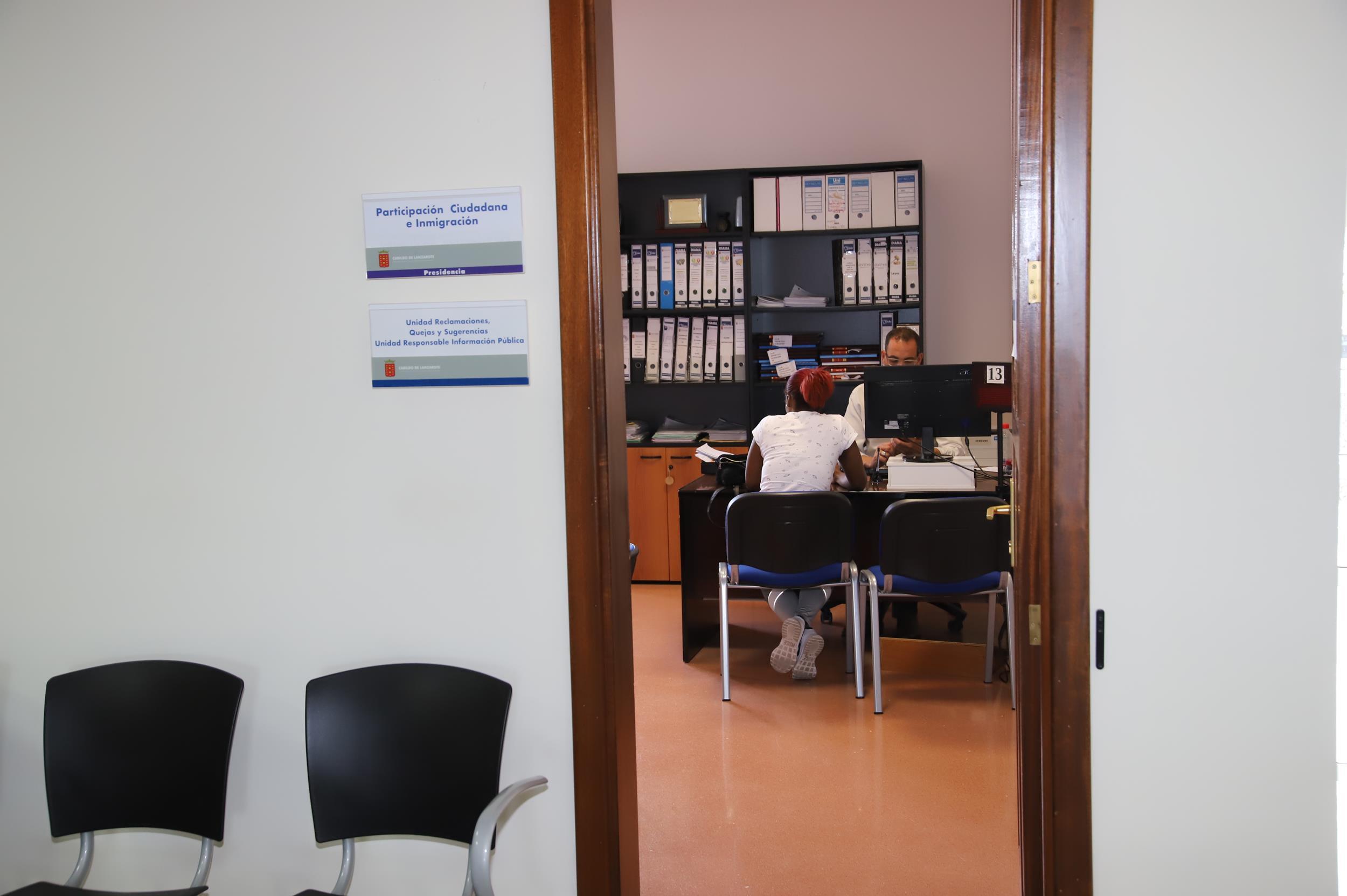 Oficina de Participación Ciudadana del Cabildo de Lanzarote / CanariasNoticias.es