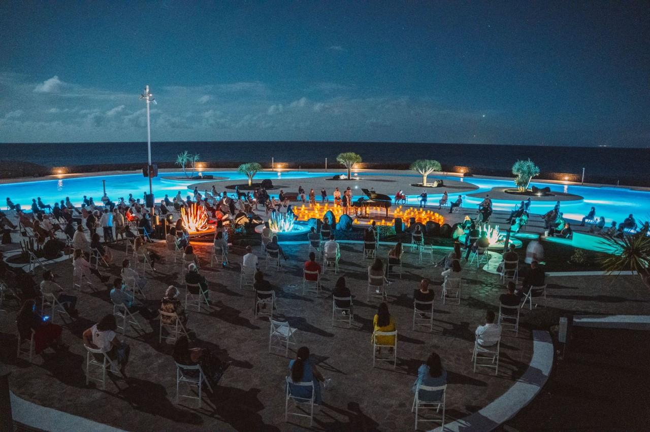"""Un piano y 200 velas"""" en la Fermina. Arrecife. Lanzarote/ canariasnoticias"""
