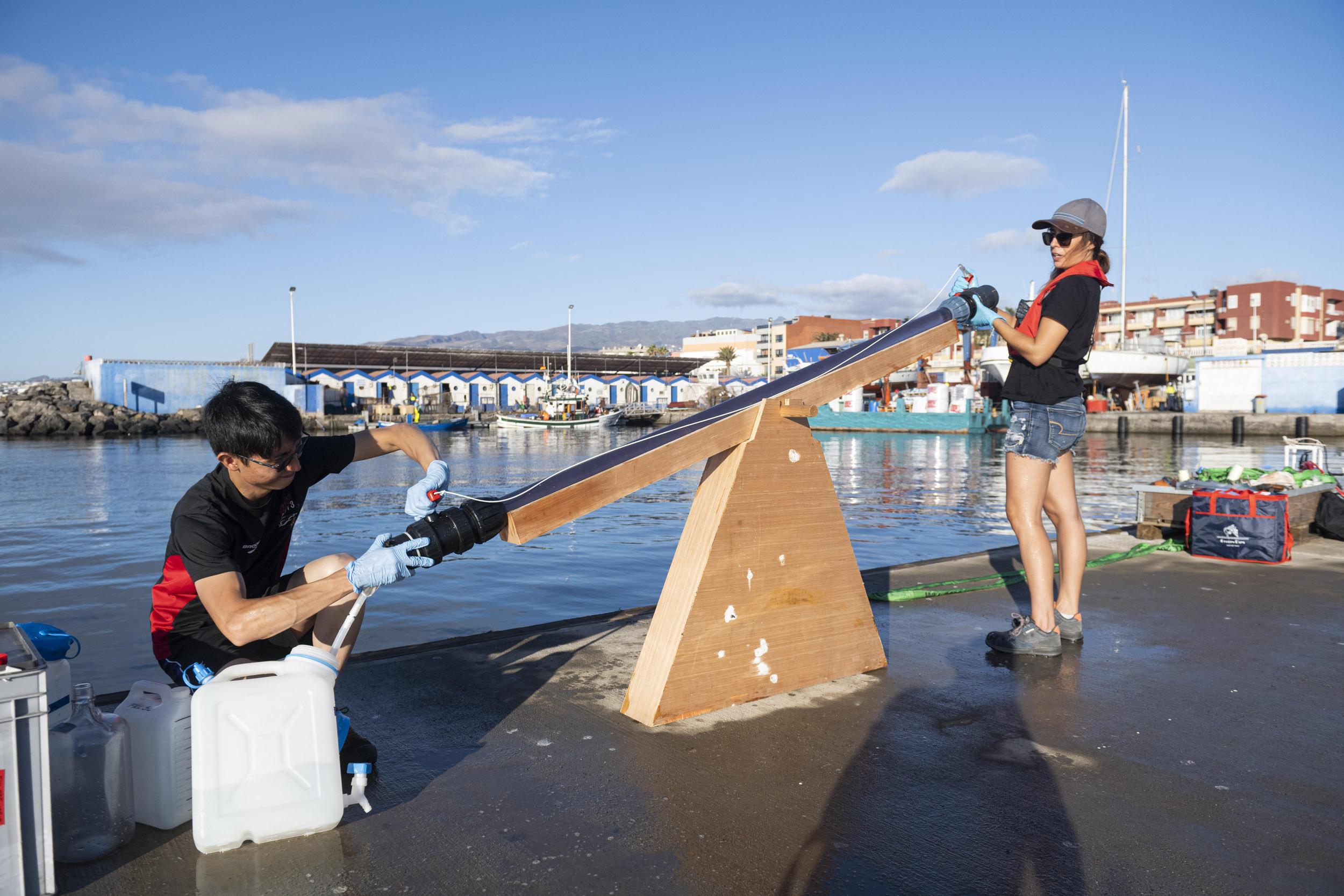 El Cabildo de Gran Canaria cede Taliarte para una investigación / CanariasNoticias.es
