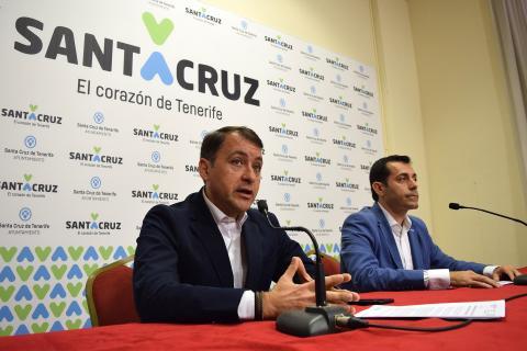 José Manuel Bermúdez presenta la campaña tributaria 2017