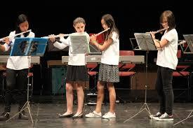 Niños músicos