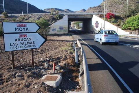 Carretera de Gran Canaria