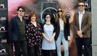 Jurado del Festival de Cine de Las Palmas de Gran Canaria
