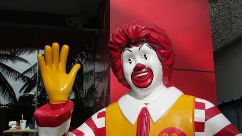 Payaso del McDonald's