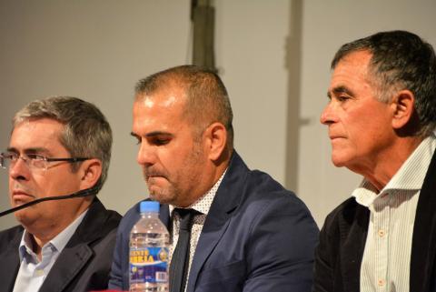 Toni Alonso pregona las Fiestas de El Pajar de San Bartolomé de Tirajana