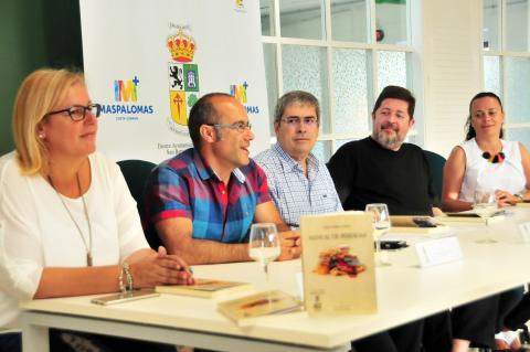 Presentación Premio Pancho Guerra