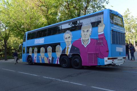 """El autobús de la """"Trama"""""""