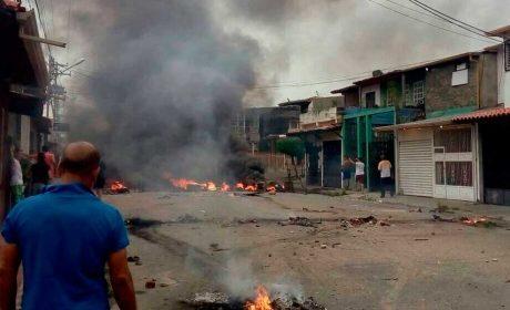 Enfrentamientos en Barinas, Venezuela