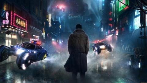 Fotograma de la película Blade Runner 2049