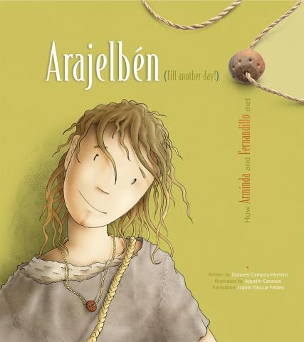 Edición inglesa del libro infantil Arajelbén