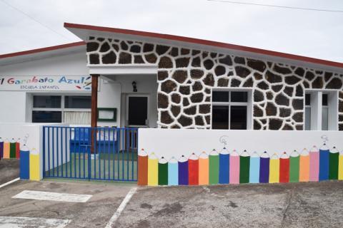 """Escuela Infantil de La Frontera """"Garabato Azul"""""""