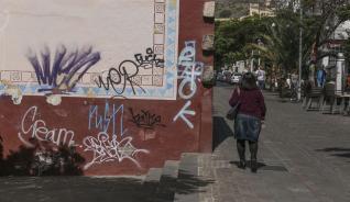 Grafitis en la ciudad