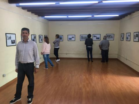 Exposición fotográfica de Arucas