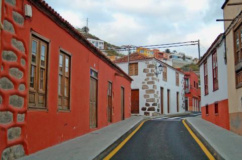 Casas de San Juan de la Rambla