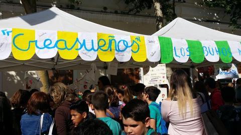 Feria Enseñar para Emprender en Santa Brígida