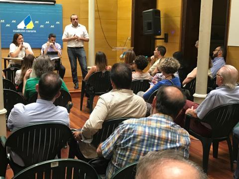 Comité Local de CC en Las Palmas de Gran Canaria