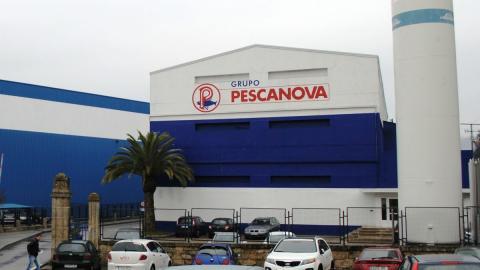 Fábrica de Pescanova