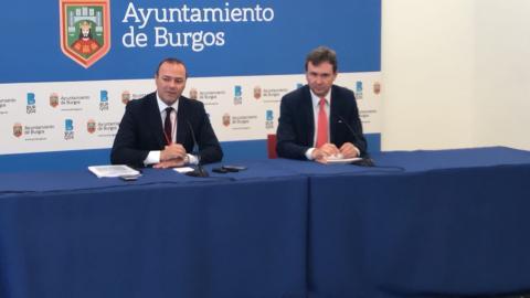 El alcalde de Las Palmas de Gran Canaria, Augusto Hidalgo en la Asamblea de Spain Convention Bureau