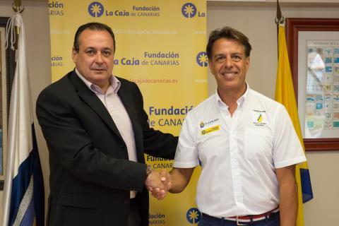 Blas Trujillo y Bernardo Salom