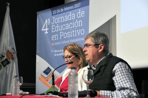 Marco Aurelio Pérez y Carmen Pérez