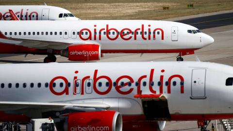 Aviones Air Berlin