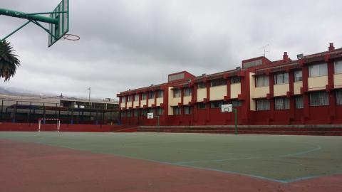 CEIP Juan del Río Ayala en Santa Brígida