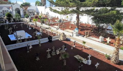 Cementerio de Granadilla de Abona