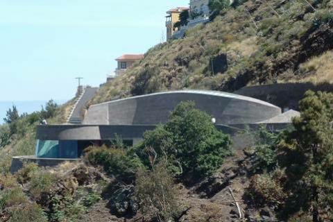 Mirador Humboldt en La Orotava