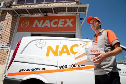 Mensajero de Nacex
