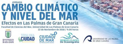 Cartel de las Jornadas de Cambio Climático