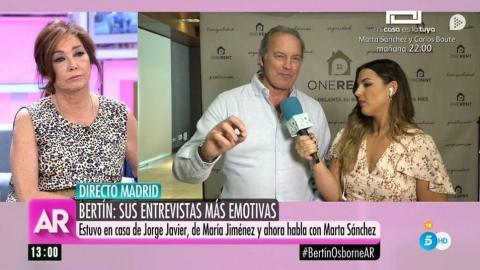 Entrevista a Bertín Osborne
