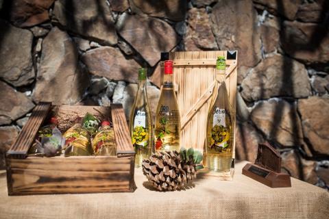 vinos blancos Valara, Berode y Oro Blanco de Tirajana