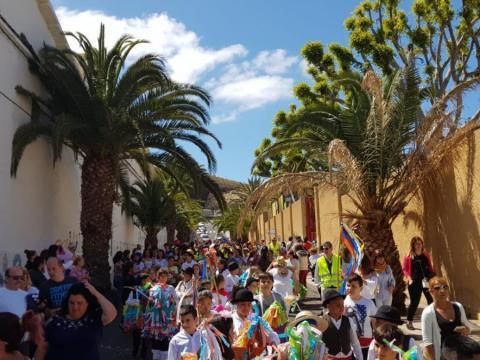 Día de Canarias en La Laguna